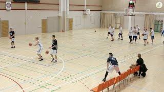 Aalto-Basket - Kerava (13.10.2018, First half)