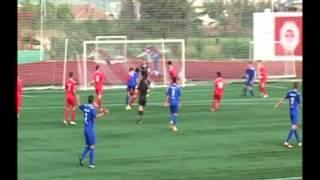 Nikola Katić goal (RNK Split - NK Neretvanac, 1:1)