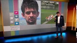بي_بي_سي_ترندينغ: ناد أيرلندي يعلن وفاة لاعبه في حيلة لإلغاء مباراة في الدوري