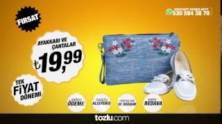 Ayakkabı & Çanta'da Tek Fiyat Dönemi Başladı! | Tozlu.com