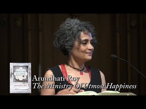 "Arundhati Roy, ""The Ministry Of Utmost Happiness"""