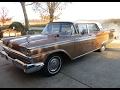 VERY COLD Start & Full Tour 1959 Ford Galaxie 4-Door
