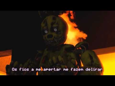 Five Nights At Freddy's 3 Musica Dublada PT-BR