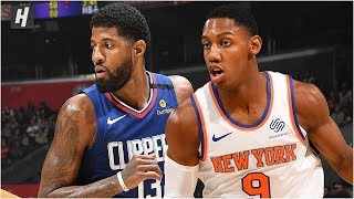 New York Knicks vs Los Angeles Clippers - Full Game Highlights | January 5, 2020 NBA Season