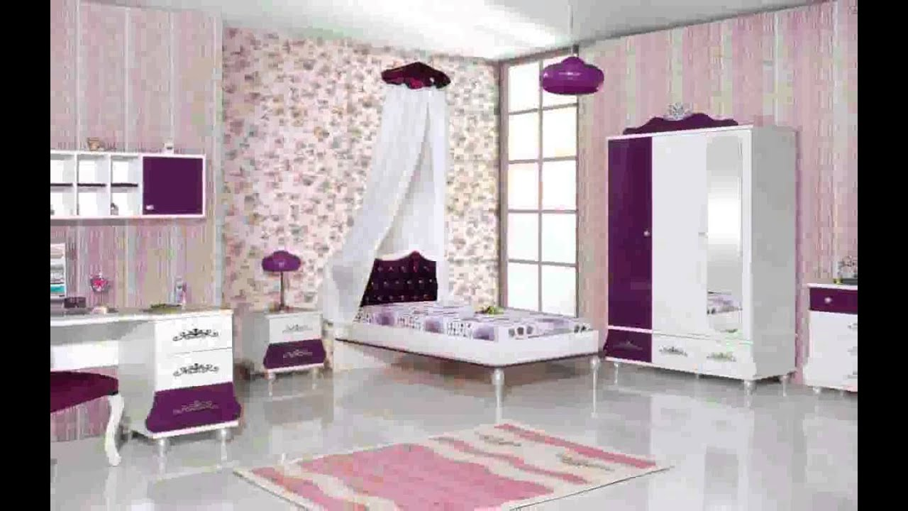 Jugendzimmer ideen f r kleine r ume inspiration youtube for Jugendzimmer colors