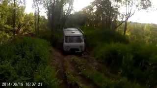Дорога до нашего места в Зеленогорск
