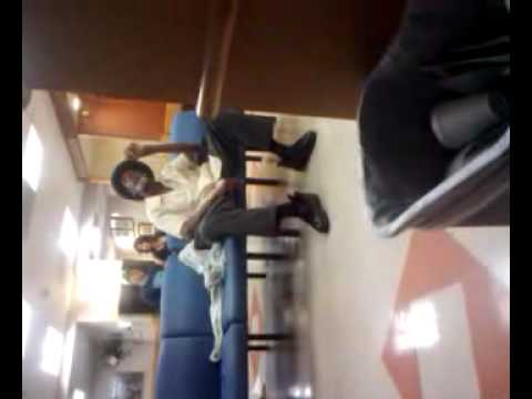 Crack head aka eddie kane jr  singing in hospital