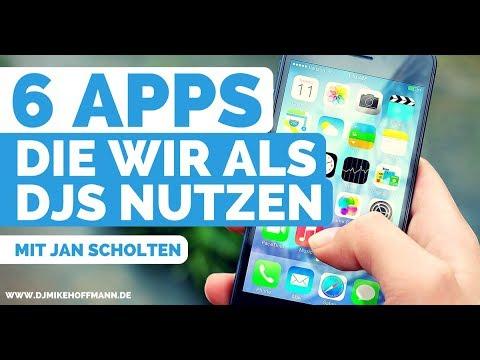 6 DJ Apps, Die Jan Scholten Und Ich Als DJs Nutzen   DJ Tipps   Apps Mit Stage223