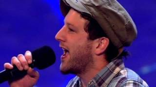 matt cardles x factor audition itvcomxfactor
