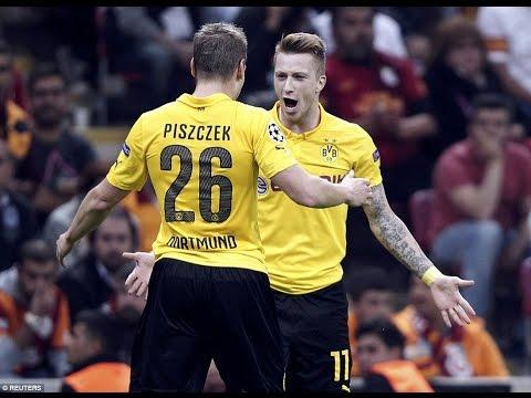 Galatasaray S.K. vs Borussia Dortmund 0-4  All Goals and Full Highlights 22.10.2014