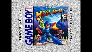 Mega Man V - DarkEvil87