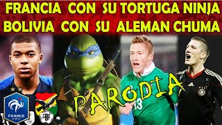 Francia vs Bolivia PARODIA Despacito ft. Luis Fonsi, análisis del partido 2 de junio 2019 Video