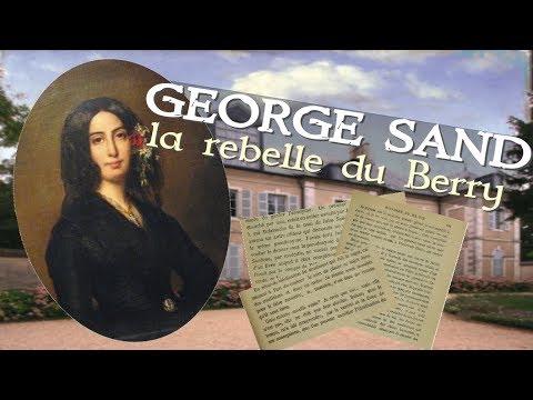 George Sand, la rebelle du Berry - Autrices 1