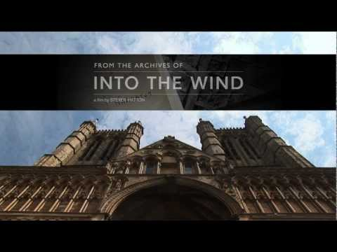 Lancaster over Lincoln Cathedral - Into the Wind Archive