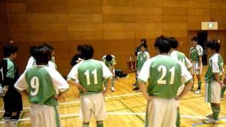 SHONAN-HIBEES @戸塚スポーツセンター 2011.05.14