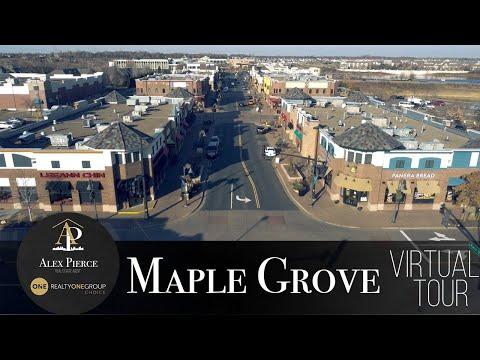 Virtual Neighborhood Tour of Maple Grove, MN