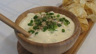 Ted's Montana Grill's Creamy Ranch Onion Dip -- Lynn's Recipes