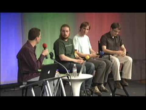 Image from DjangoCon 2008 Panel: Schema Evolution