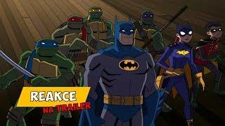 Batman vs TMNT - Reakce na Trailer