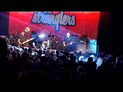Stranglers Portsmouth 16/03/2015 No More Heros