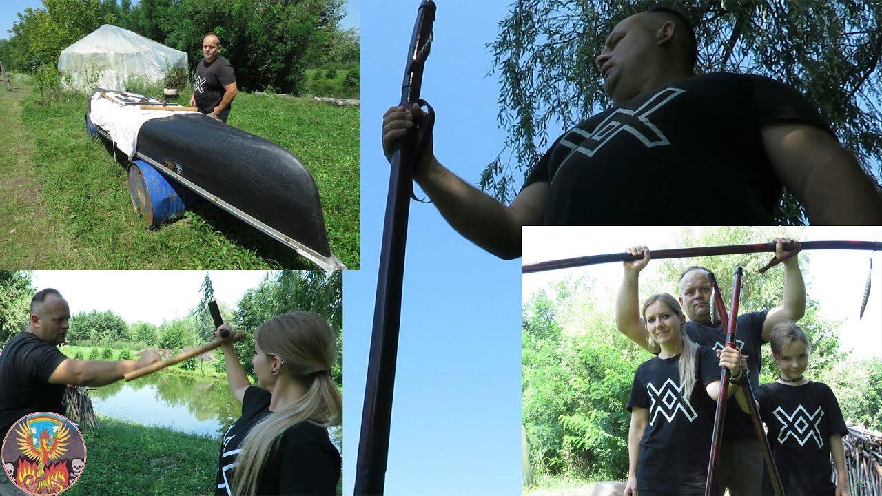 Moko i štapovi za samoobranu