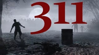 Nacht Der Untoten Round 311 TheRelaxingEnd Solo - Call of Duty World at War Zombies