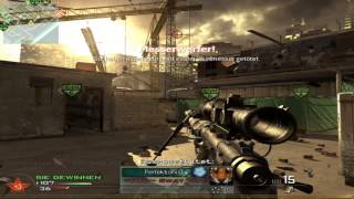 Yeaaaah Maaaan -Highrise Mw2 Slienced Shot Knife Kill
