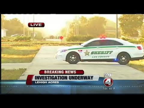Investigation under way in Lehigh Acres