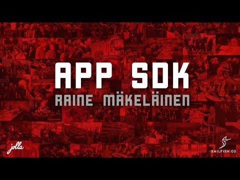 Webinar: Sailfish OS App Development - SDK introduction