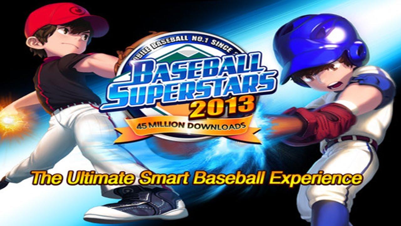 Official Baseball Superstars® 2013 Launch Trailer