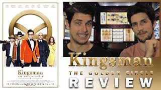 Kingsman 2: the golden circle review