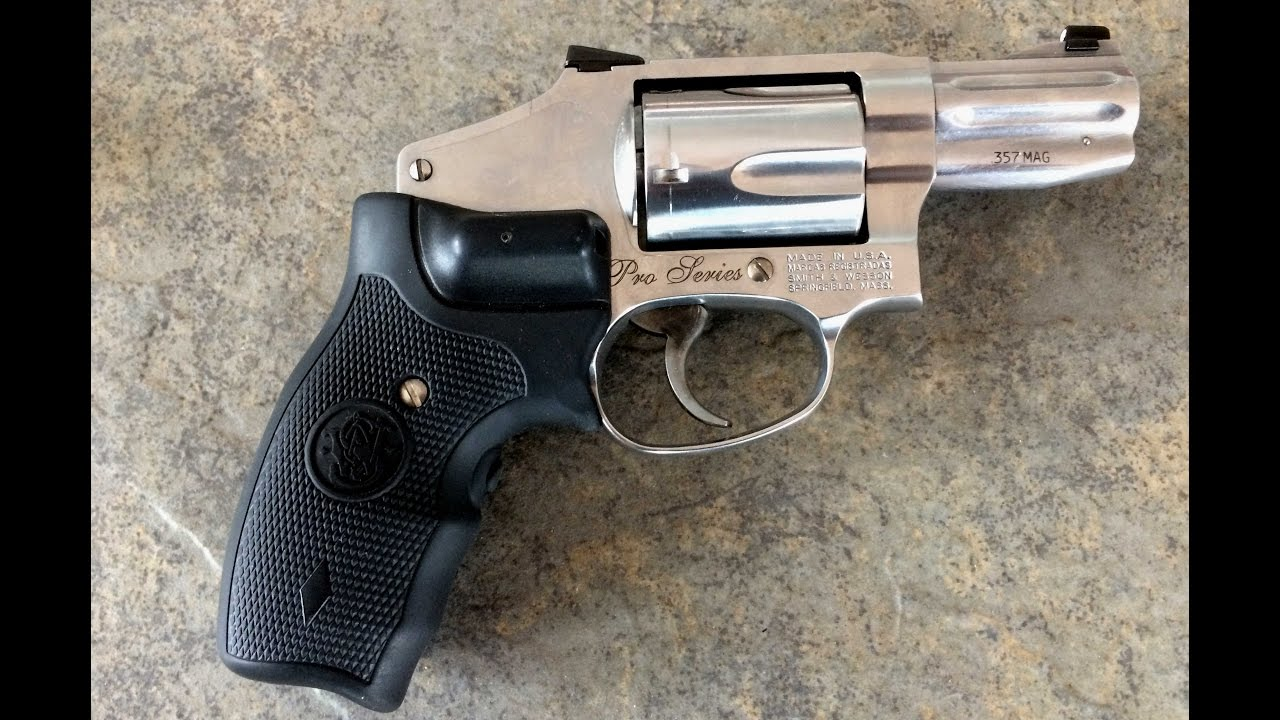 Download Smith & Wesson .357 Magnum 640 Pro
