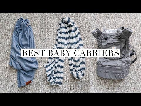 Best Baby Carriers Solly Baby vs Wildbird vs Ergobaby