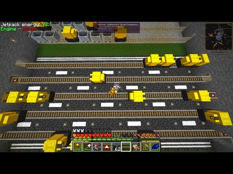 Etho's Modded Minecraft #38: Frogger Logic