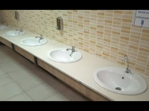 ТРК ВіККА: В одній із черкаських шкіл капітально оновили вбиральні