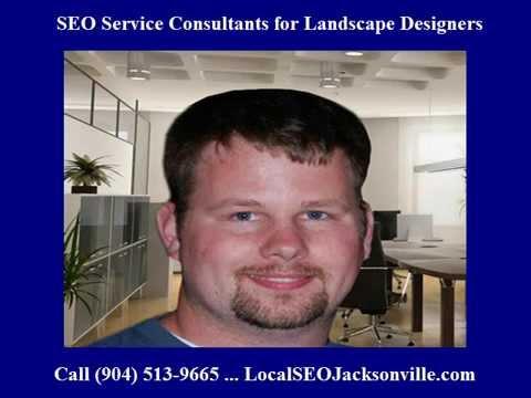 #1 SEO Services Consultant for Landscapers & Landscape Designers in Jacksonville FL