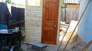 Дачный туалет 5