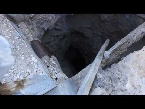 Exploring old Mine Shafts