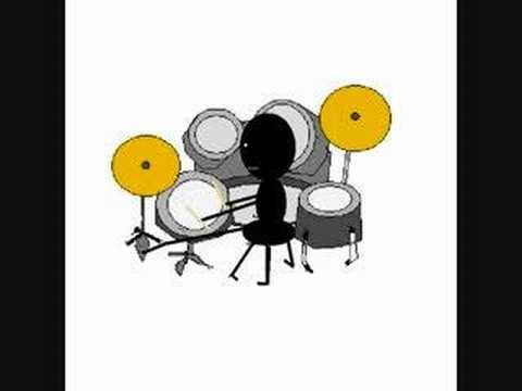 Drum Cartoon Youtube