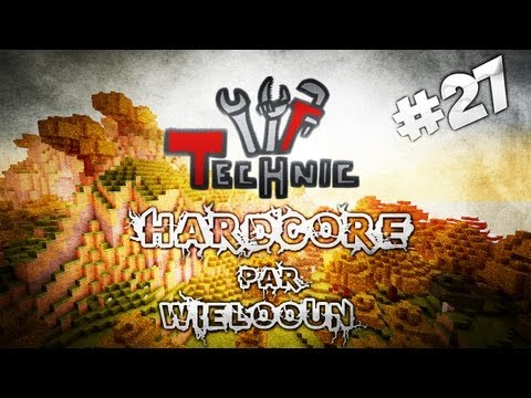 TechnicHarcoreWieloounAdventure #27