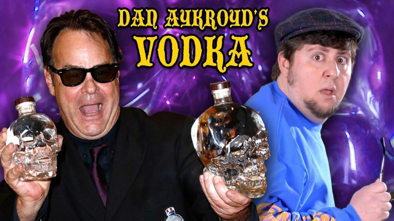 Download Dan Aykroyd's Crystal Skull Vodka - JonTron