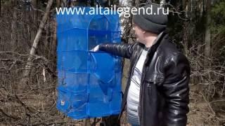 видео Сушилки для рыбы