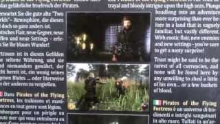 Two Worlds II Pirates of the Flying Fortress Unboxing (PC) ENGLISH