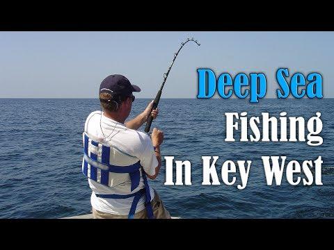 Deep Sea Fishing In Key West