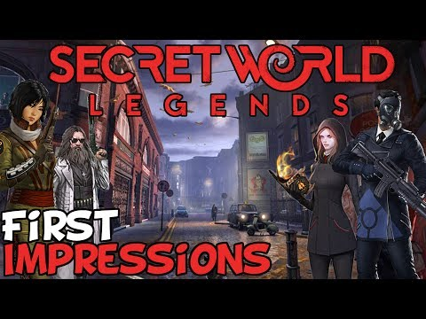 "The Secret World Legends First Impressions ""Is It Worth Playing?"""