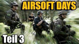 Airsoft Days 2016 Airsoft Event Gameplay Teil 3