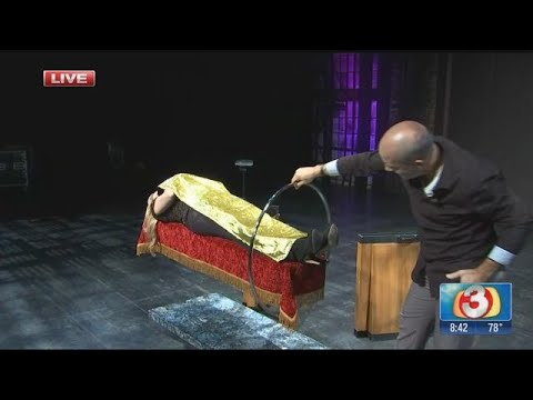 Magician Bill Blagg ready to surprise Valley audiences