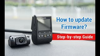 VIOFO Firmware Update Guide Step-by-Step on Computer