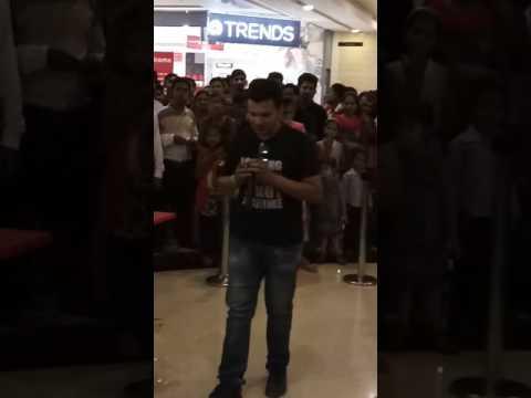 Muskurane ki wajah live -Arijitsingh's song