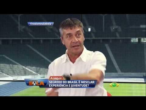 Renato: Seleção Já Tem A Mão Do Tite